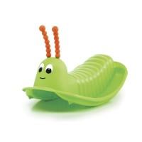 Paradiso Toys Παιδική Τραμπάλα Caterpillar Rocker Λαχανί (00220)