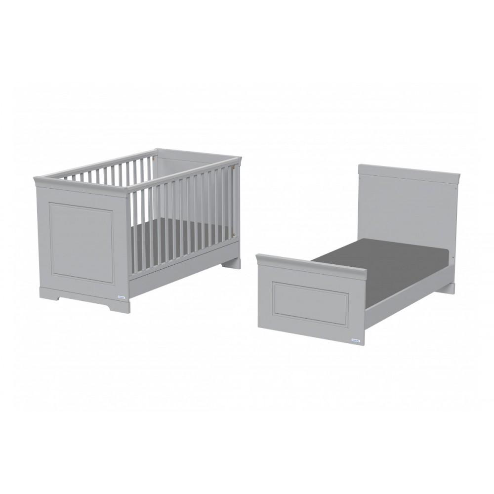 Βρεφική Κούνια  Casa Baby York μετατρεπόμενη σε βρεφικό κρεββάτι (590248)