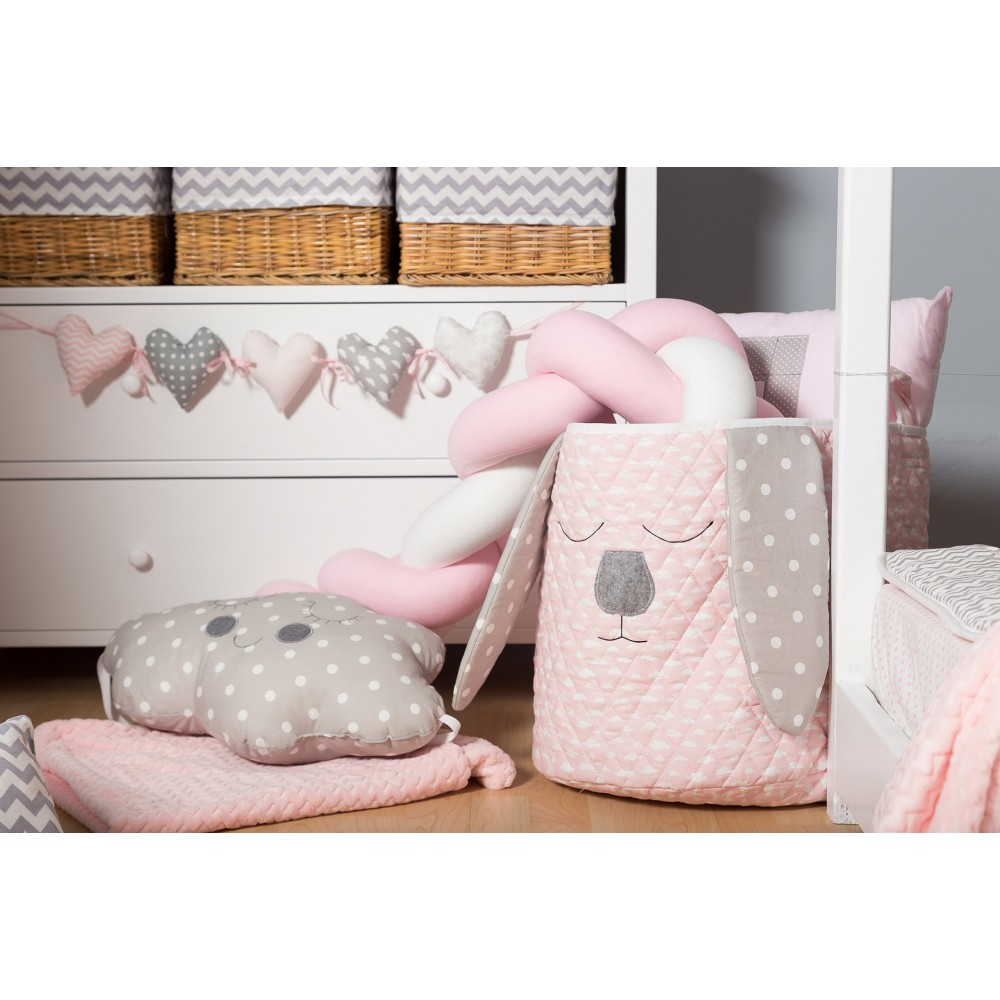 Baby Star Προίκα Μωρού 9 τεμαχίων  Sugar Familly Pink ( SFP)